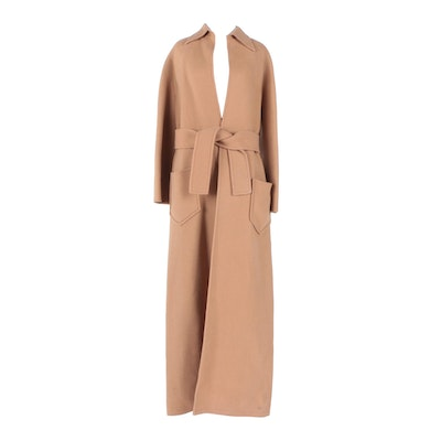 Women's Vintage Cardinali Wrap Coat