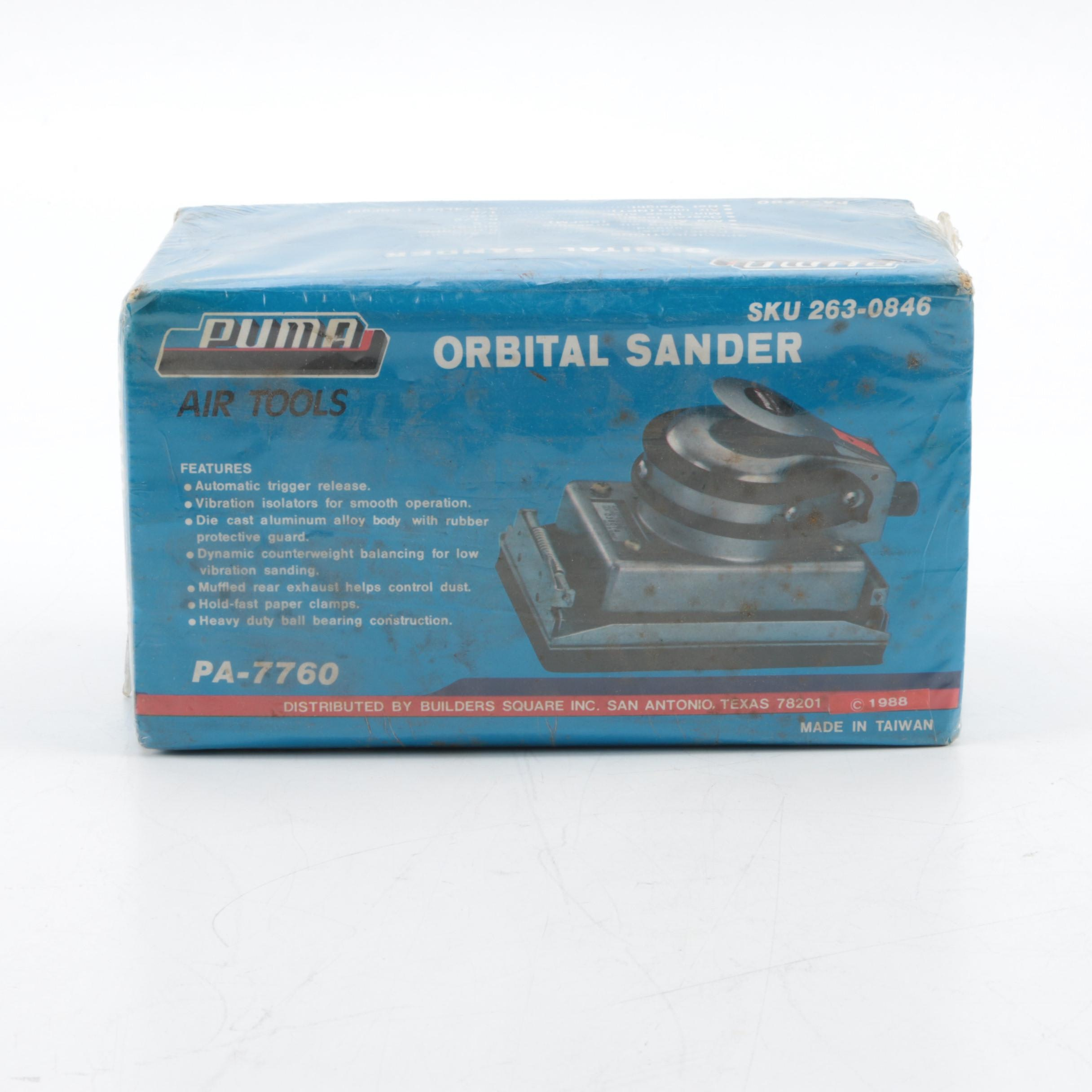 Puma Orbital Sander