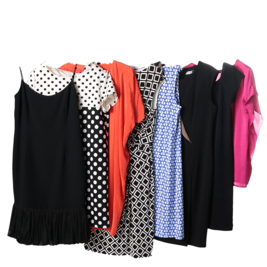 1fe4d4f5a1b48 Women s Dresses and Blouse Including Calvin Klein and Vince   EBTH
