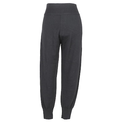 Alaïa Black Wool Pants