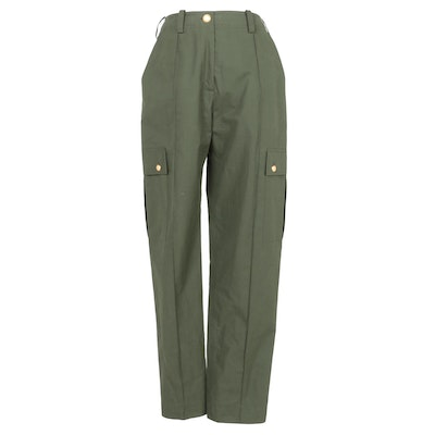 Women's Chanel Cargo Pants