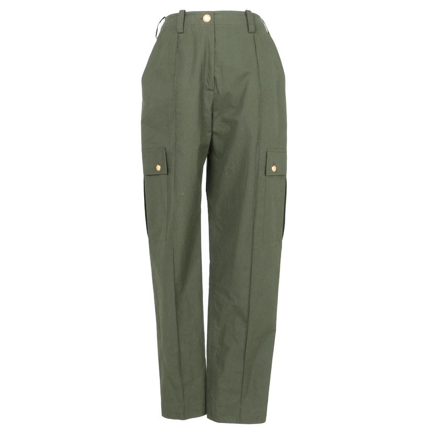 Women's Chanel Cargo Pants