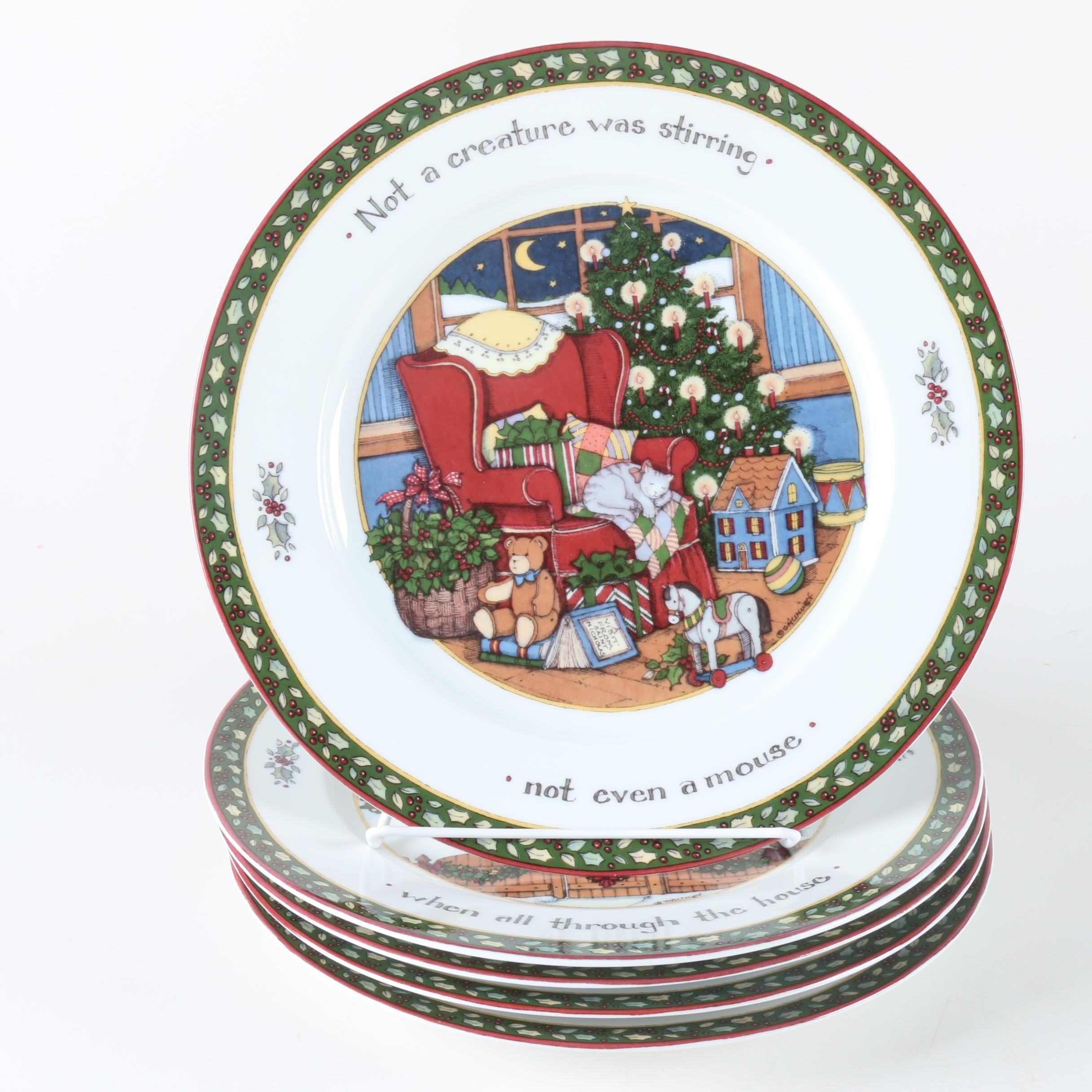 Susan Winget  A Christmas Story  Porcelain ...  sc 1 st  EBTH.com & Susan Winget