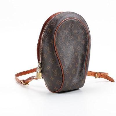 aaf4ce631160 Louis Vuitton Monogram Canvas Ellipse Sac A Dos Backpack