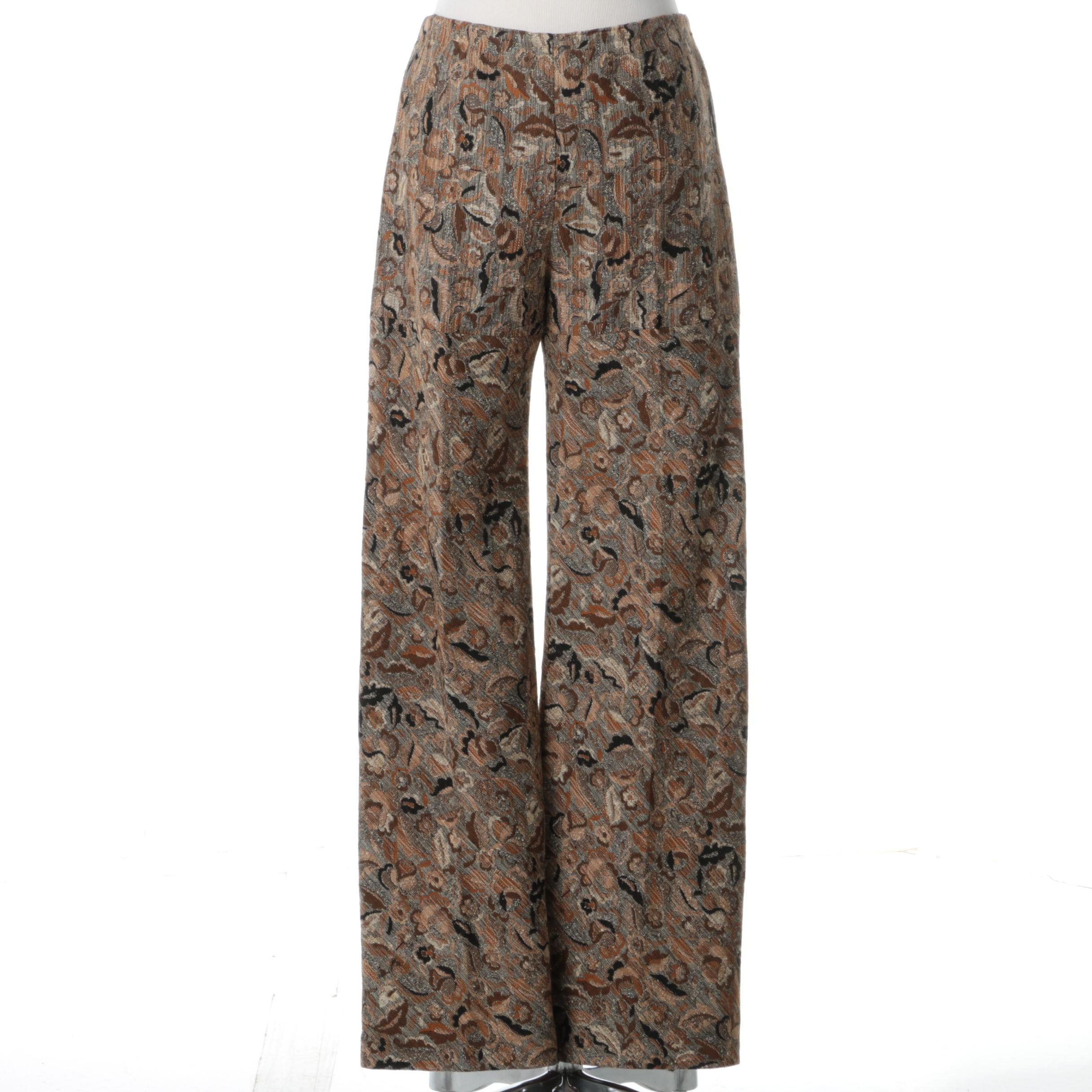 Women's Cardinali Sample Tapestry Pants