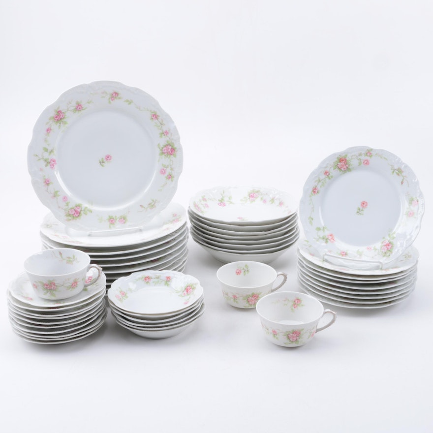 Antique Limoges Coronet Porcelain Tableware : EBTH