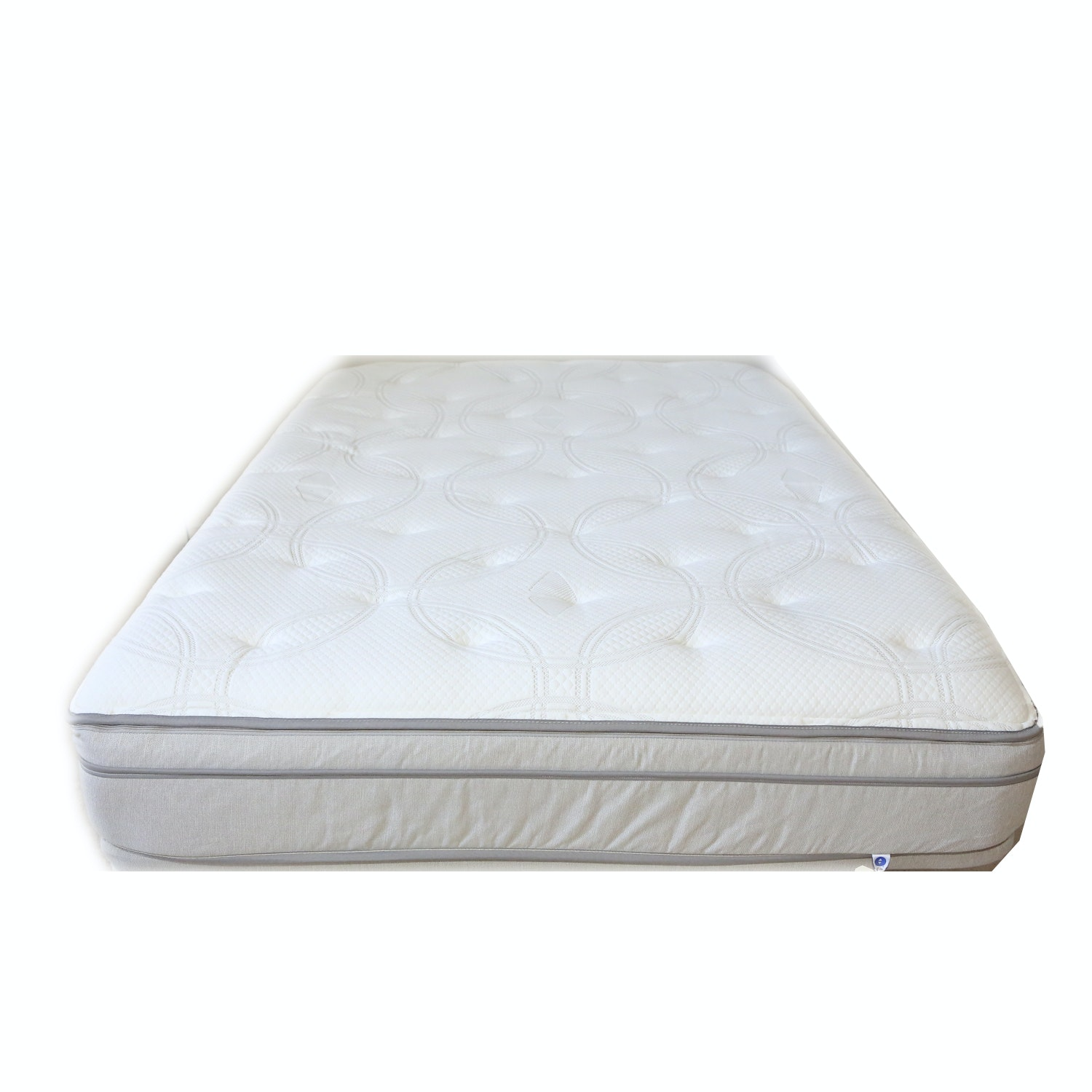 Full Size Sleep Number Mattress with Adjustable Frame