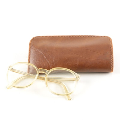 Anglo American Optical Glasses and Case