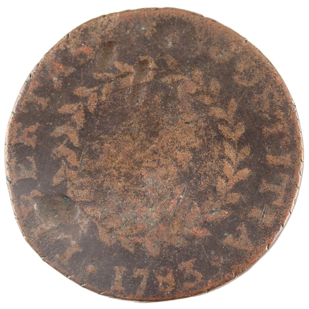 1783 Nova Constellatio Copper