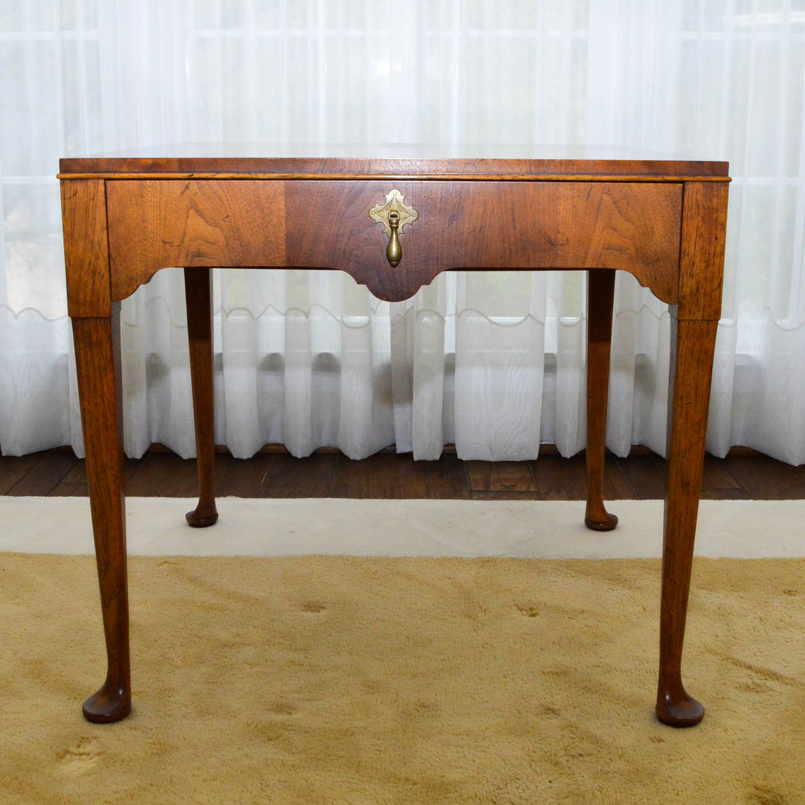 Walnut Side Table By Milling Road Furniture ...