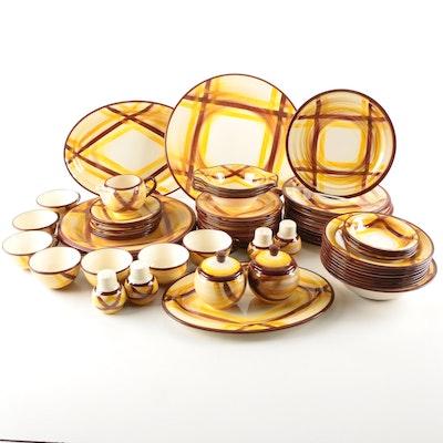 "Vernon Kilns ""Organdie"" Tableware"