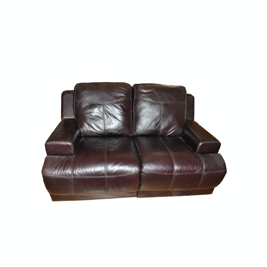 Strange Leather Loveseat Caraccident5 Cool Chair Designs And Ideas Caraccident5Info