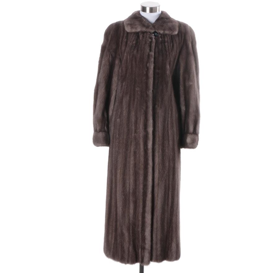 sorbara for neiman marcus mink fur coat ebth. Black Bedroom Furniture Sets. Home Design Ideas