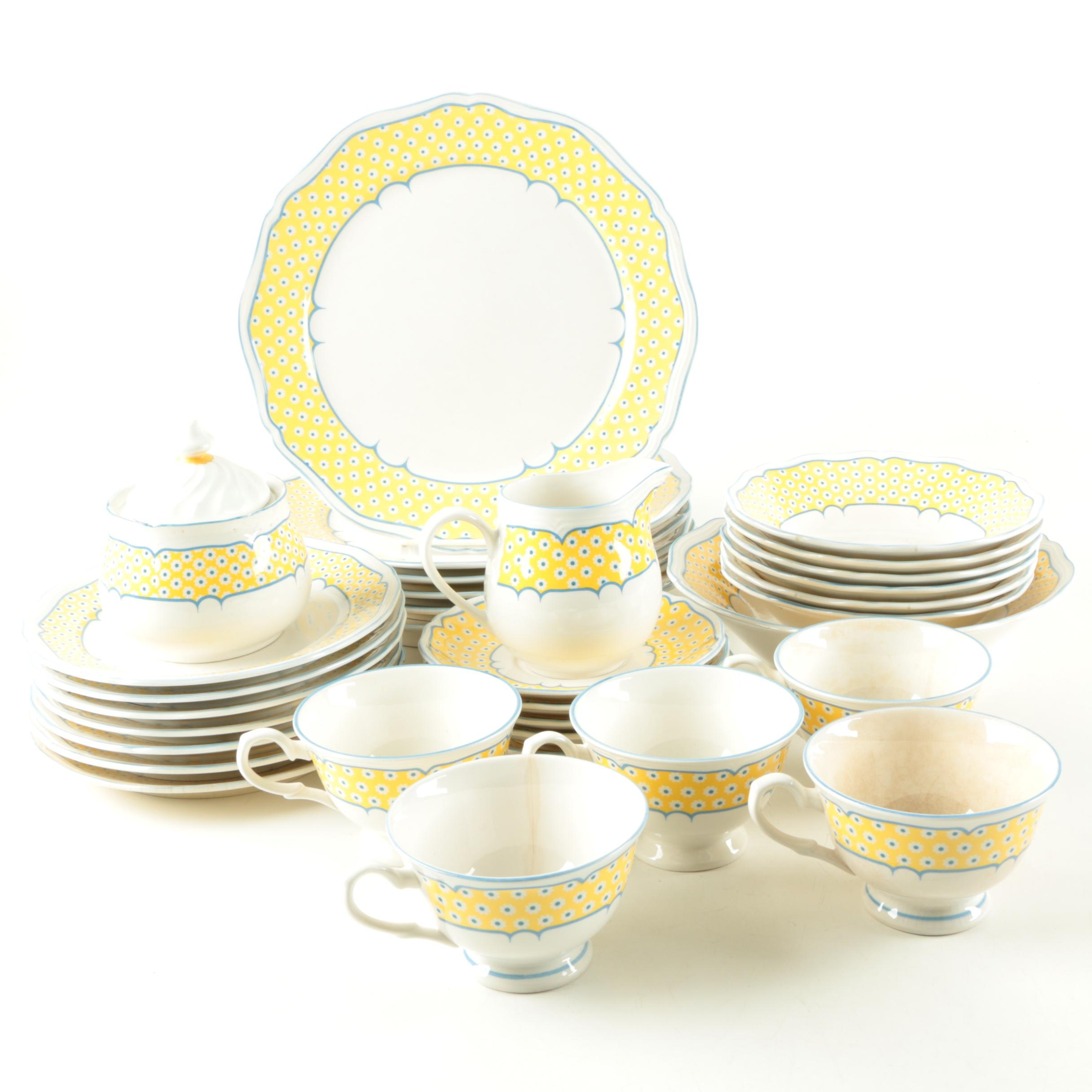 Sango Country French  Versailles  Ceramic Tableware ...  sc 1 st  EBTH.com & Sango Country French