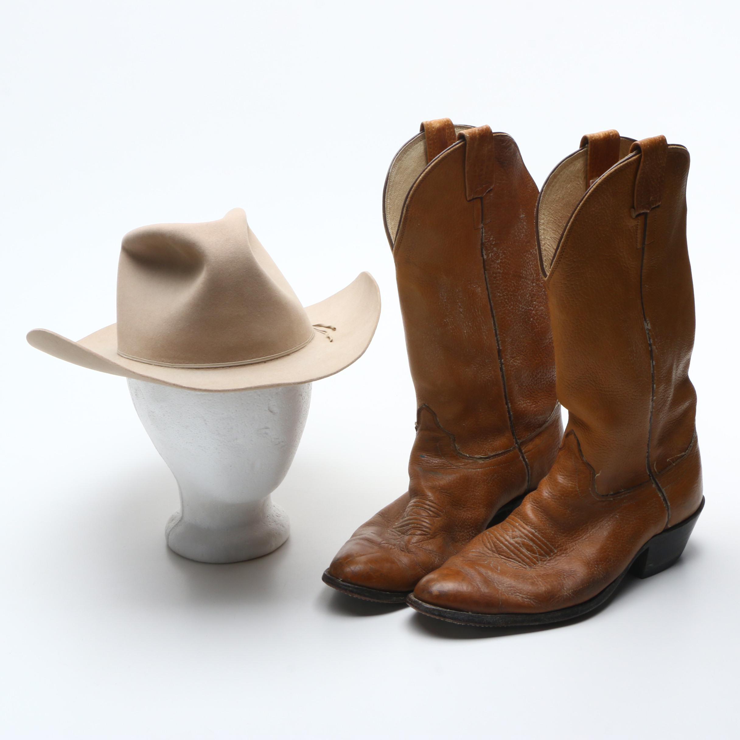 a0ee9abc416 Mens cowboy boots and hat ebth JPG 880x906 Mens cowboy boots and hat
