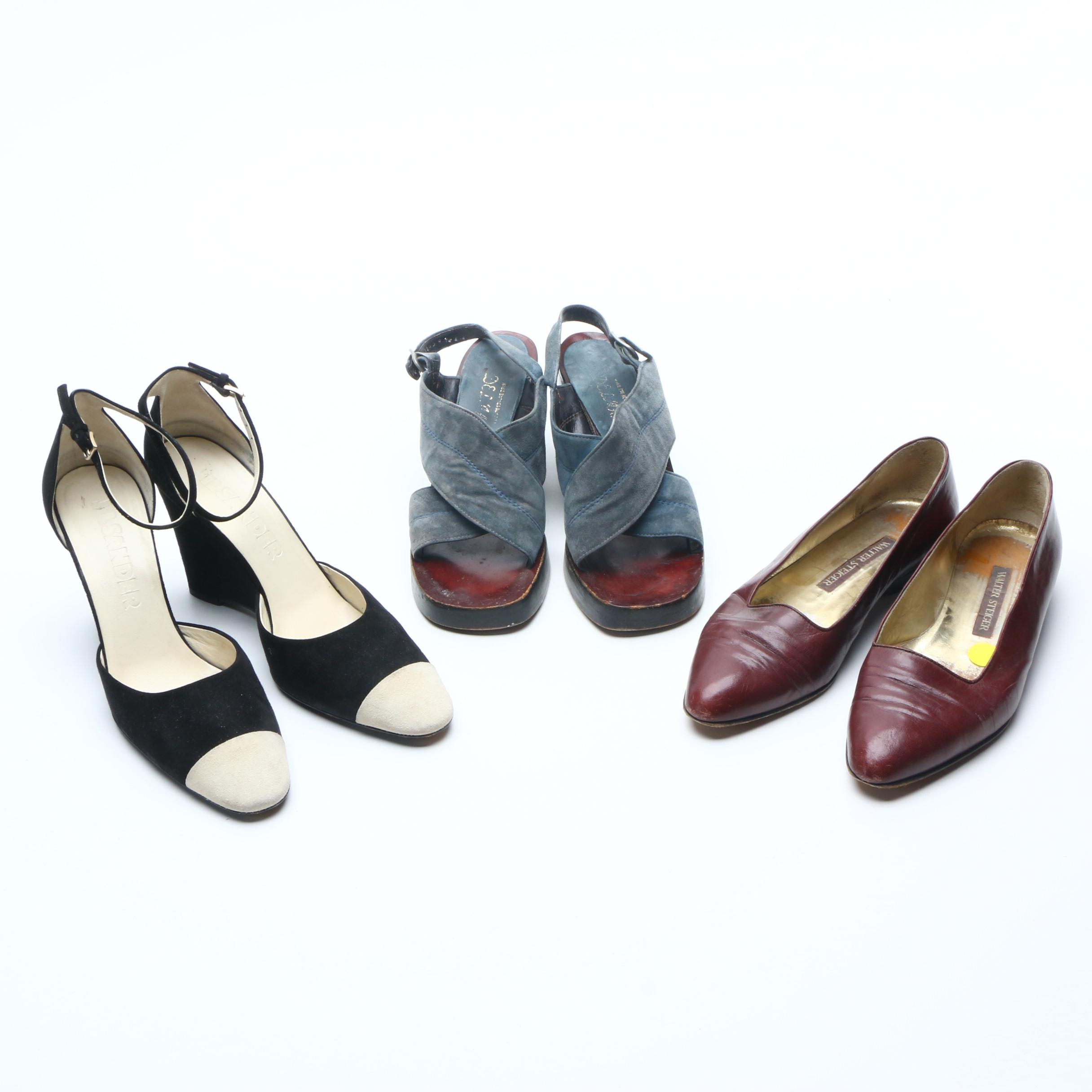 Women's Wedges, Sandals and Flats Including Walter Steiger
