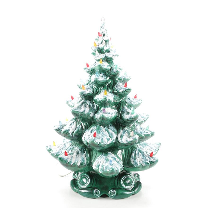 Atlantic Mold Ceramic Christmas Tree : EBTH