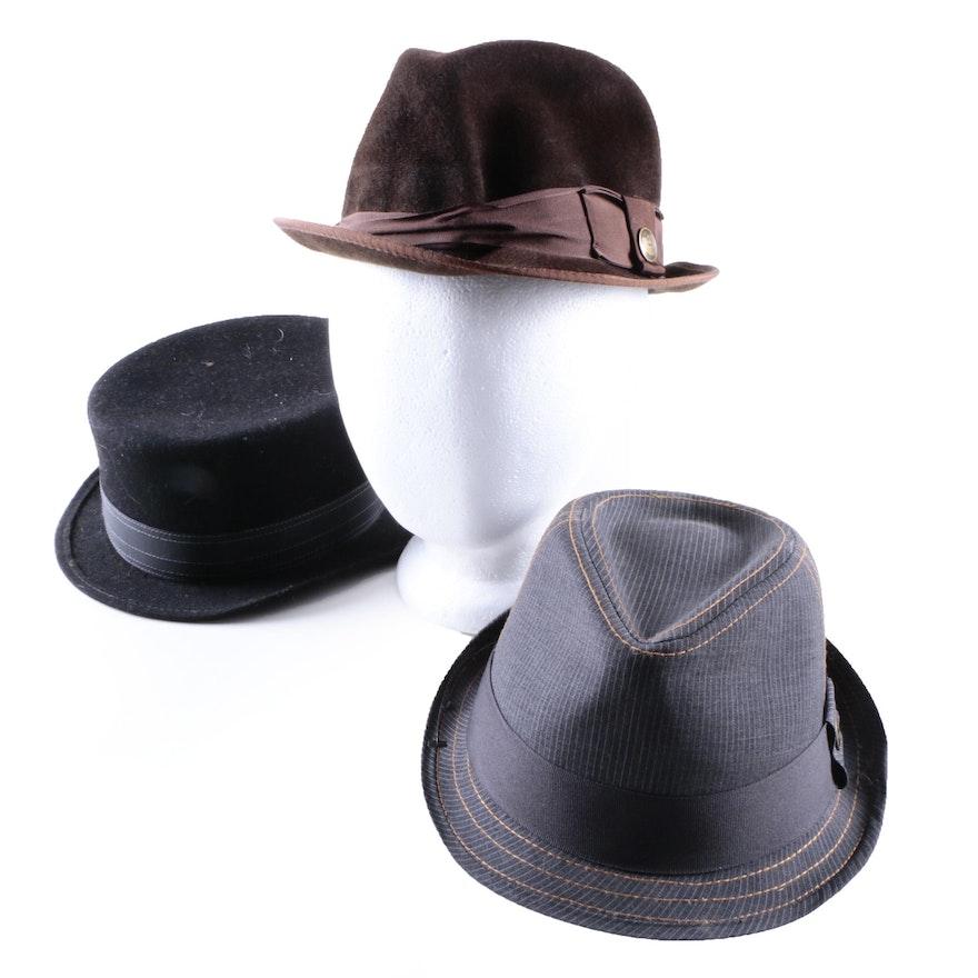 9d2e3e9ab764d Men s Goorin Brothers Hat Collection   EBTH