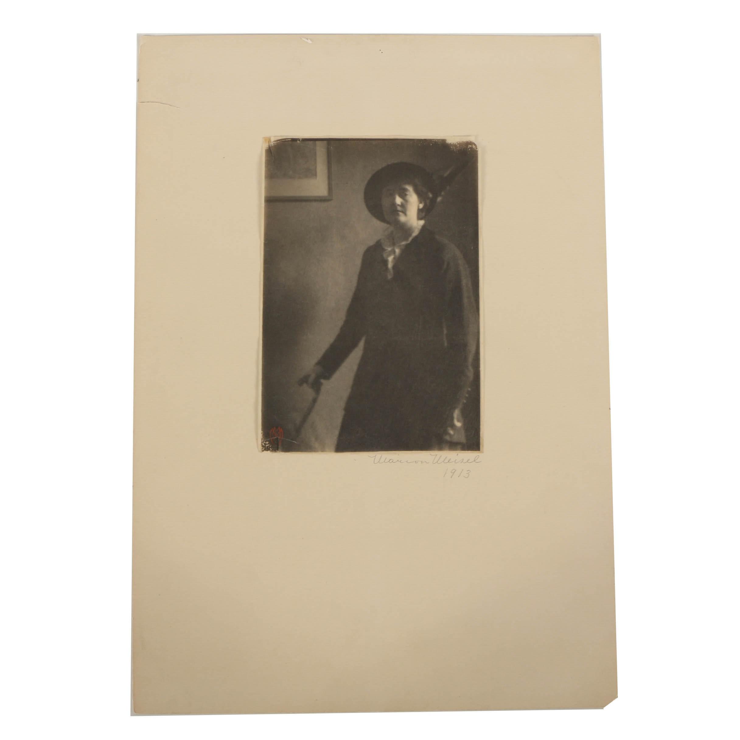 "Miriam Mizel Photograph on Paper ""Ruth"""