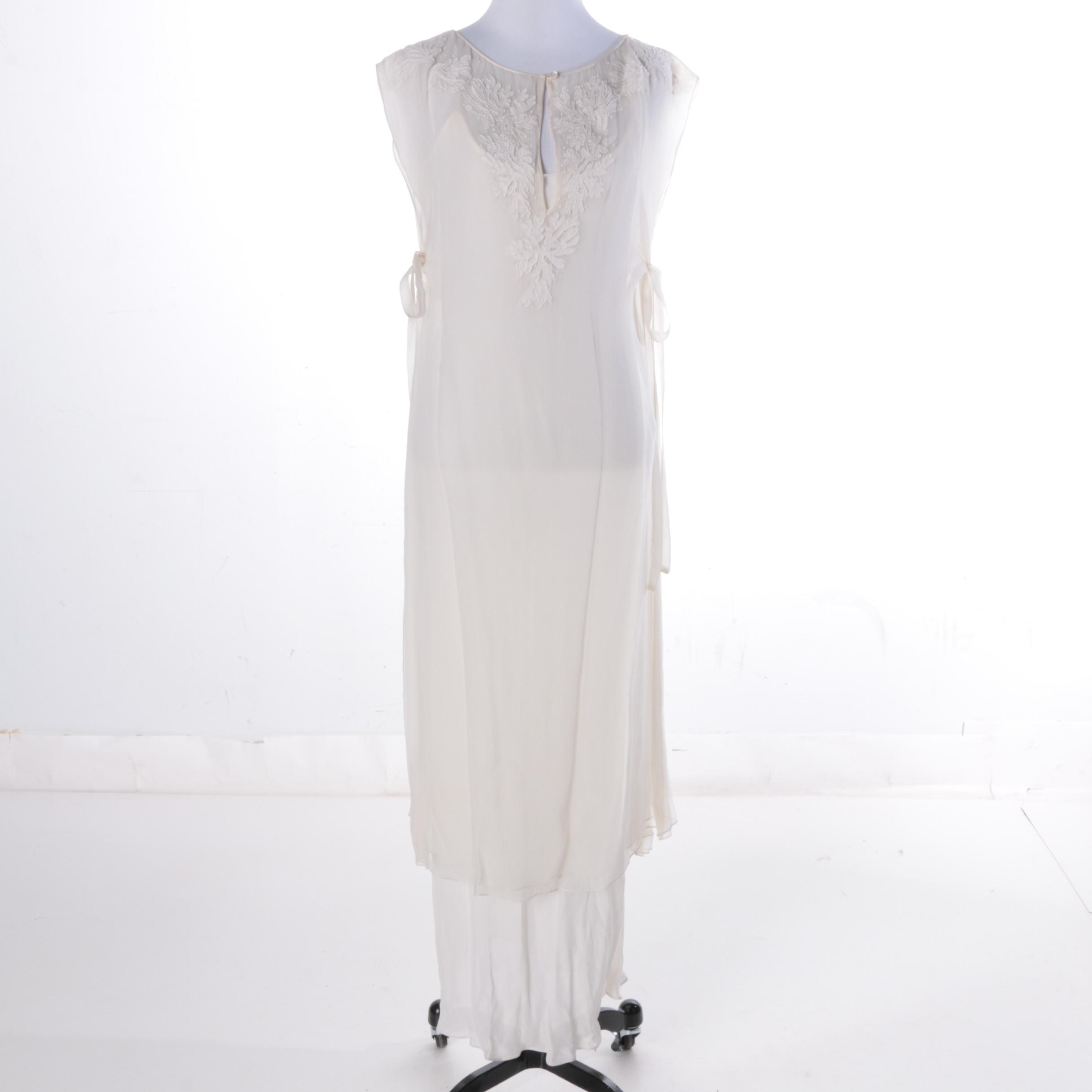 Bamford England Silk Dress