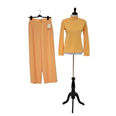 Escada Trouser and Sweater Ensemble