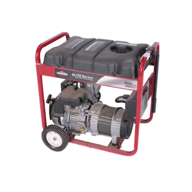 Briggs & Stratton Elite Series Portable Generator