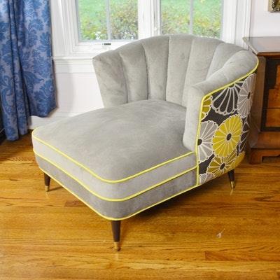 Mid Century Modern Chaise Lounge EBTH