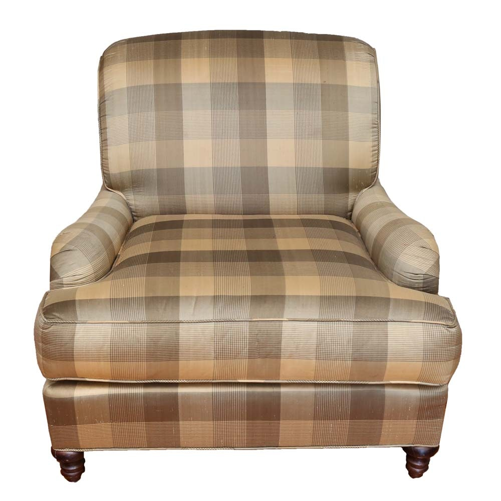 Hickory House Furniture Upholstered Arm Chair ...