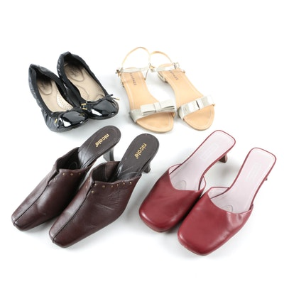9ccc232ee Four Pairs of Women s Assorted Shoes