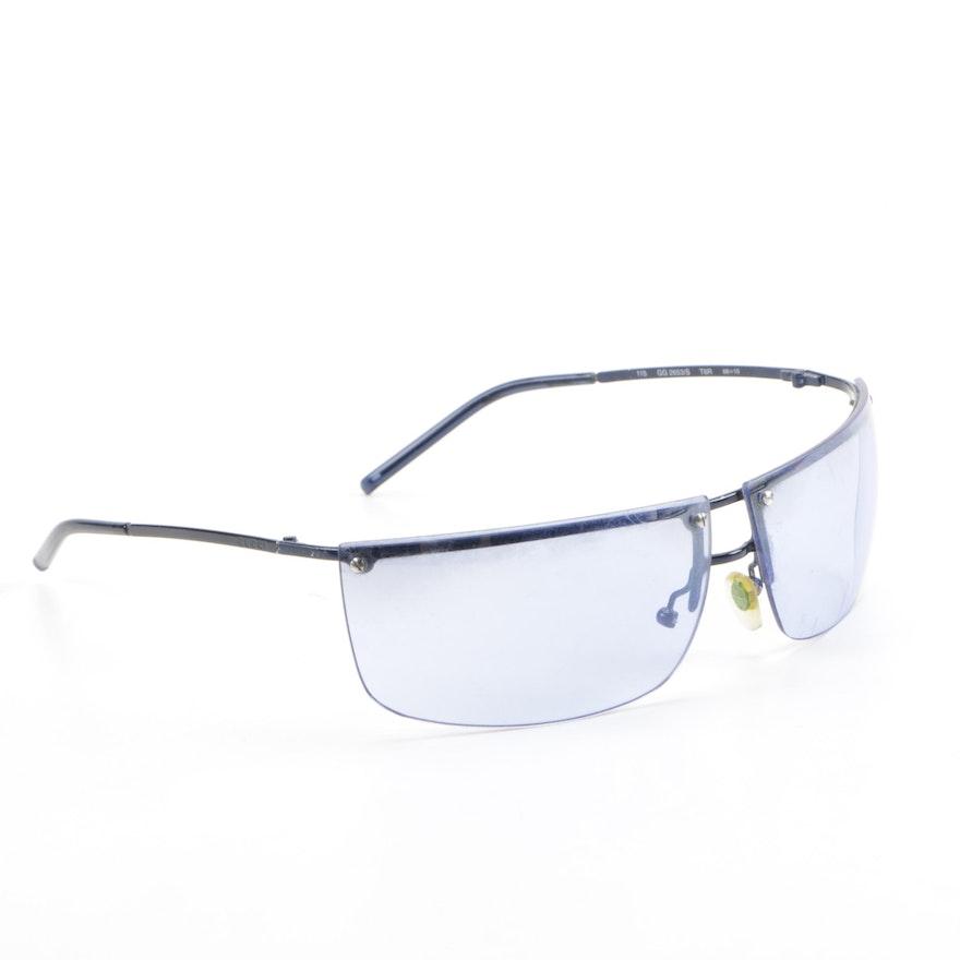 fd2e30261a1c0 Gucci Rimless GG 2653 S Sunglasses   EBTH