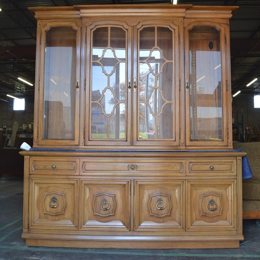 Thomasville Furniture Denver: Lexington Breakfront China Cabinet