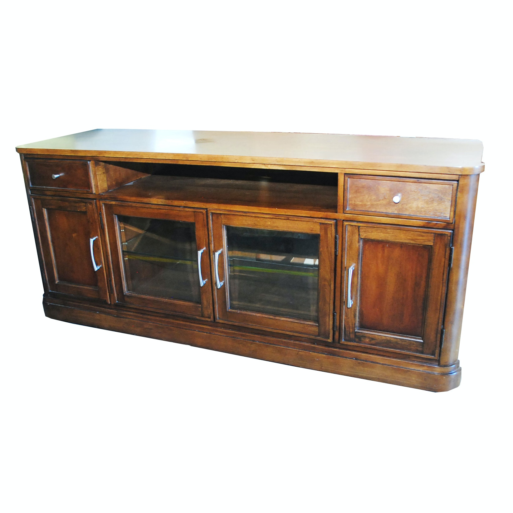 Entertainment Console By Haverty Furniture Company ...
