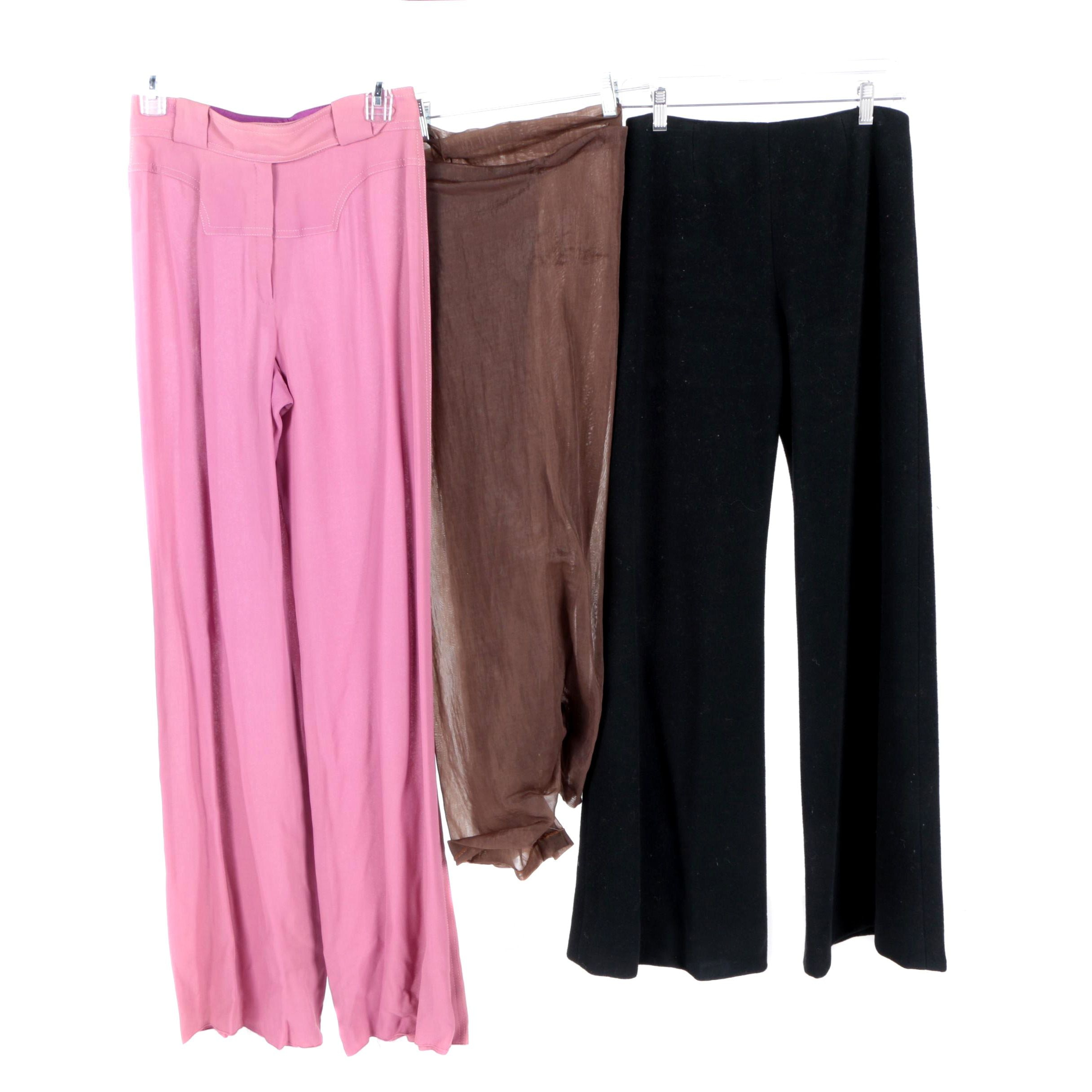 Women's Cardinali Pants and Romeo Gigli Dress