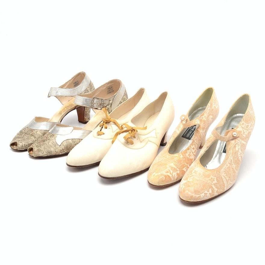 e2c29ba228b5 Vintage Shoes Including Stuart Weitzman   EBTH