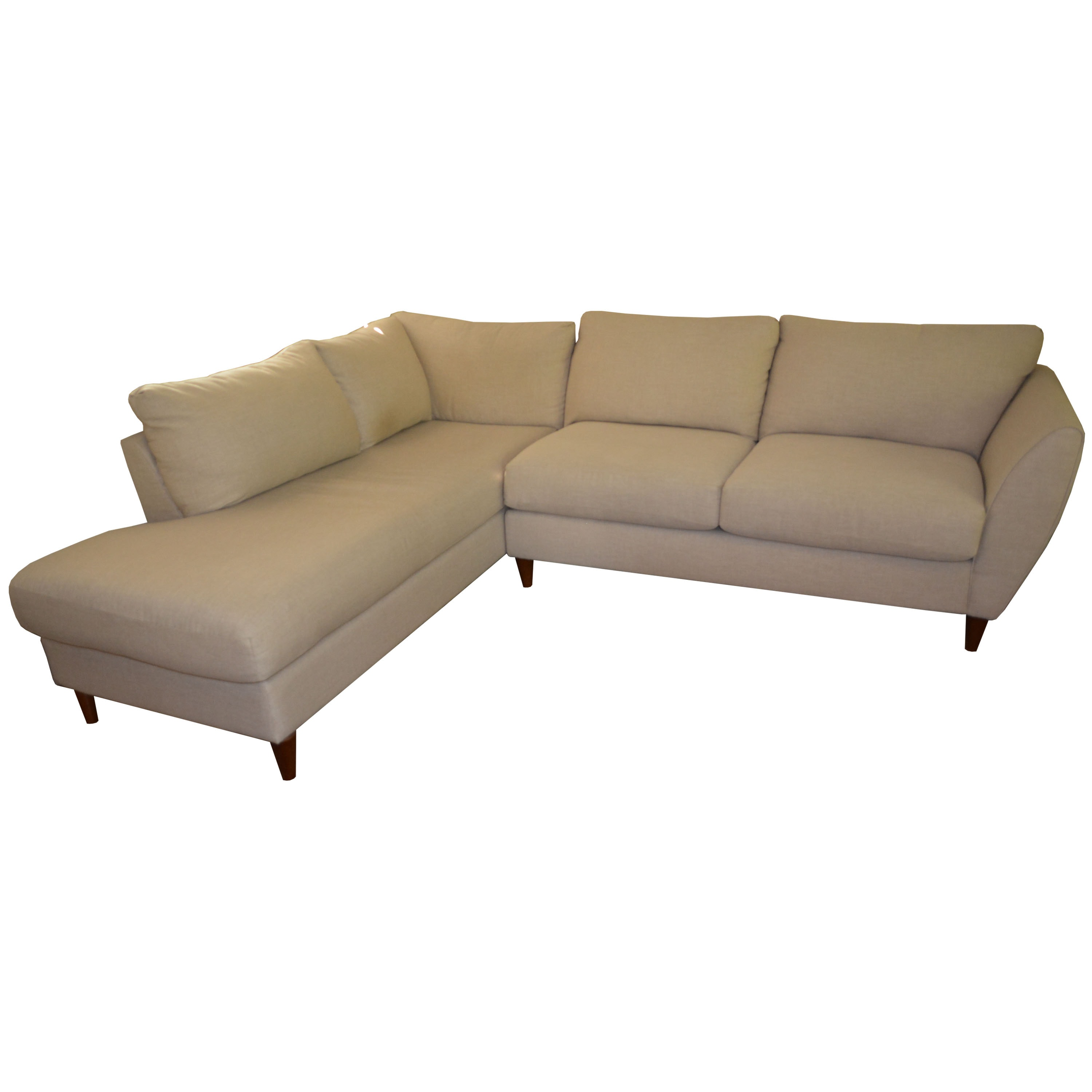 Sectional Sofa by La-Z-Boy ...  sc 1 st  Everything But The House : la sectional - Sectionals, Sofas & Couches