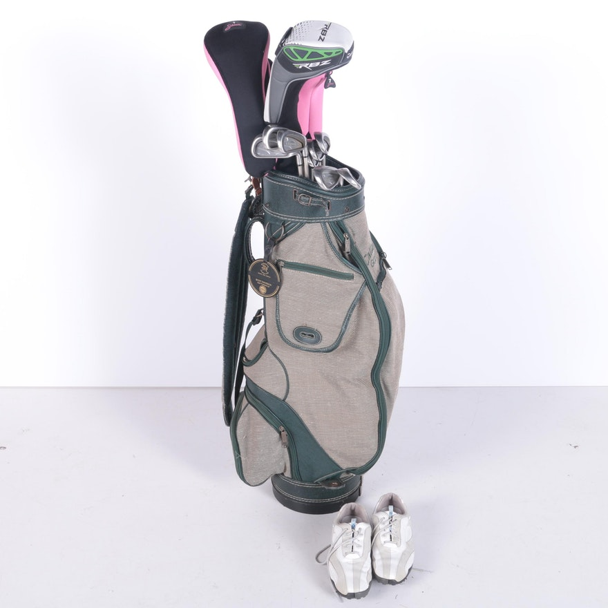 20808c621 Collection of Women's Golf Gear