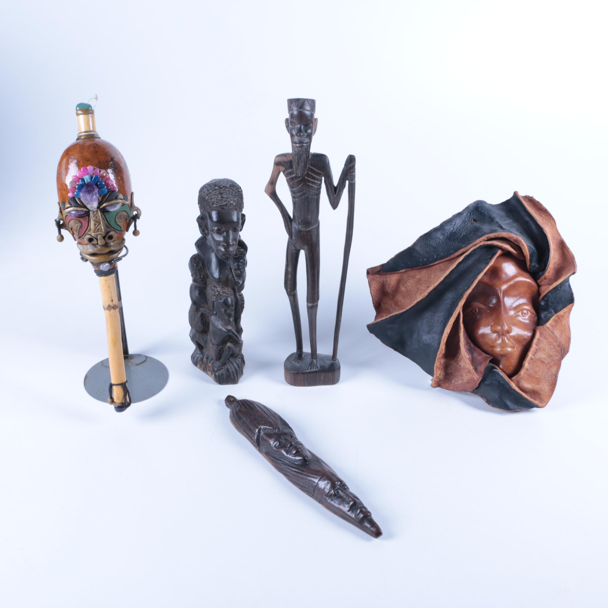 African Mask and Statue Collection