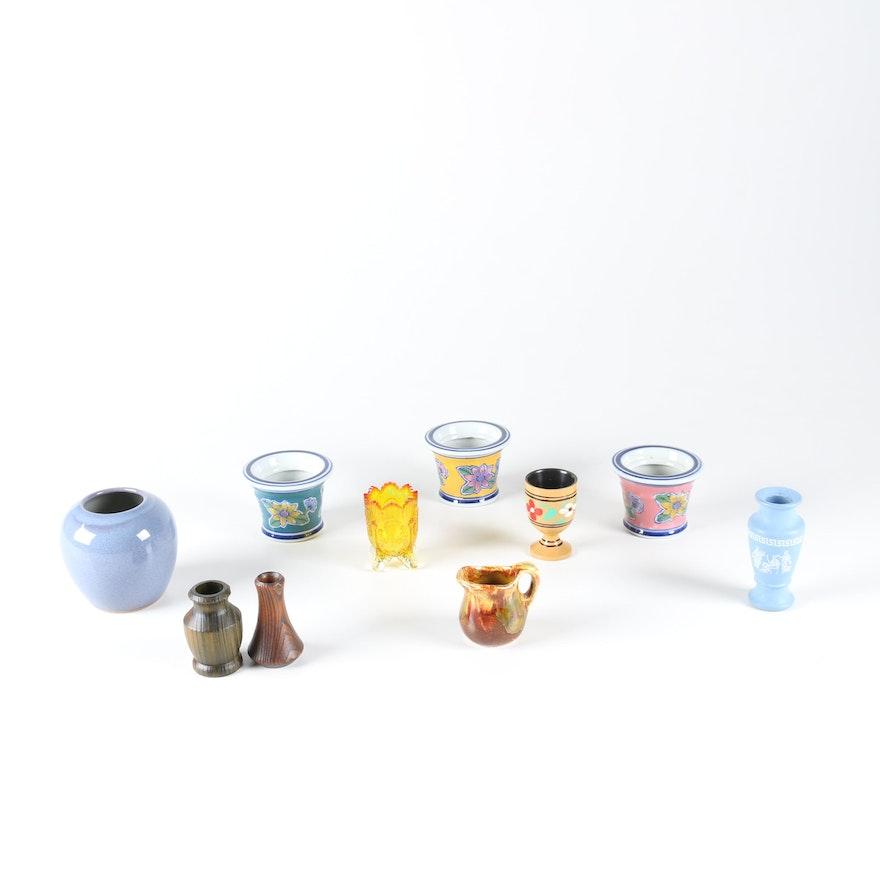 Home decor collection including mikasa ebth for Home decor sets