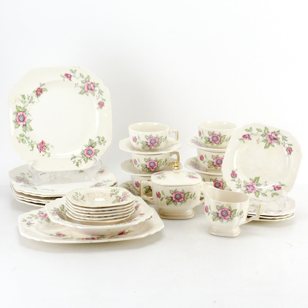 Limoges China Co. Tableware