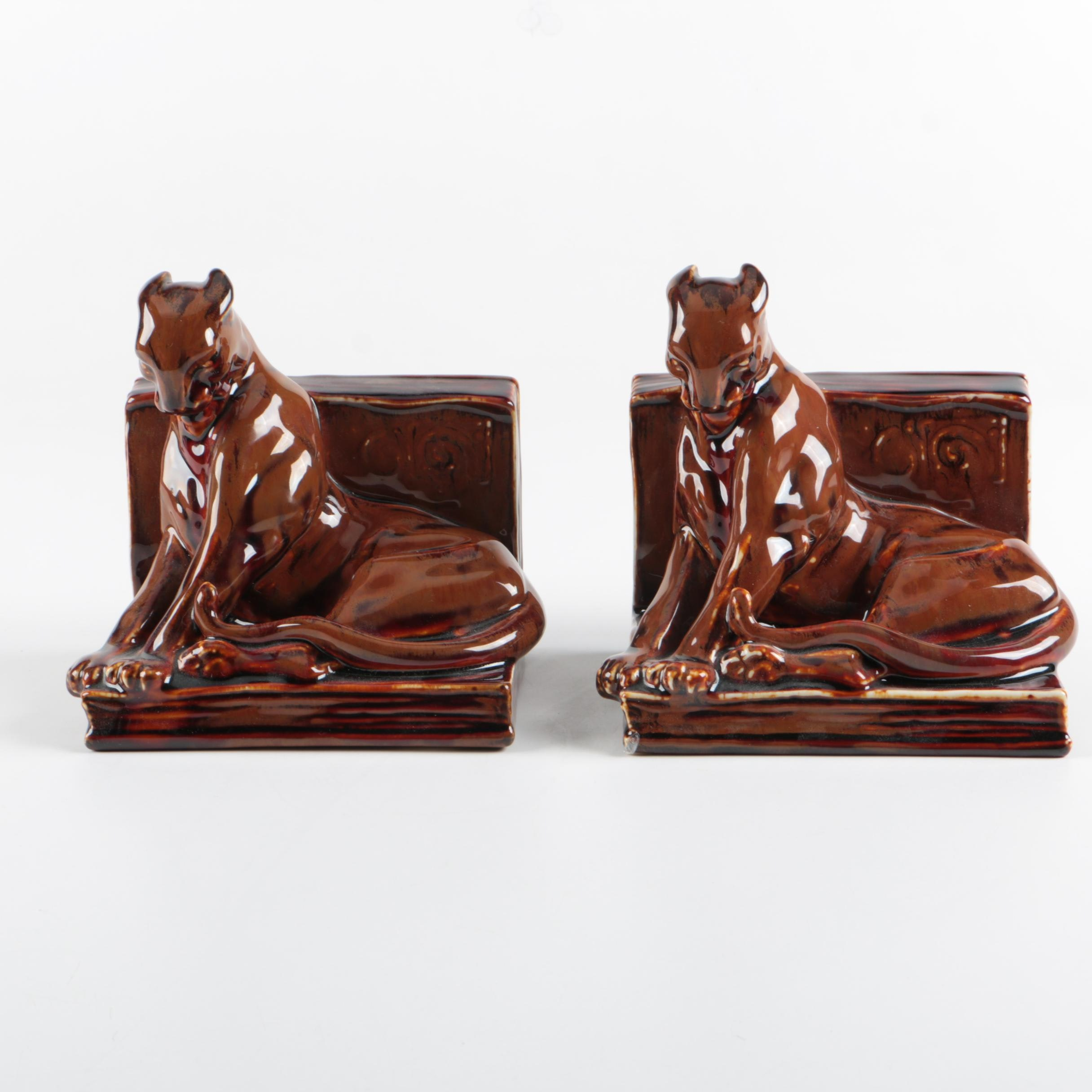 Rookwood Margaret McDonald Panther Bookends