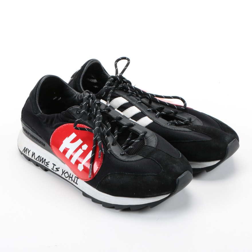 c60c17ba2c064 Adidas Y-3 Yohji Yamamoto Rhita Sneakers   EBTH