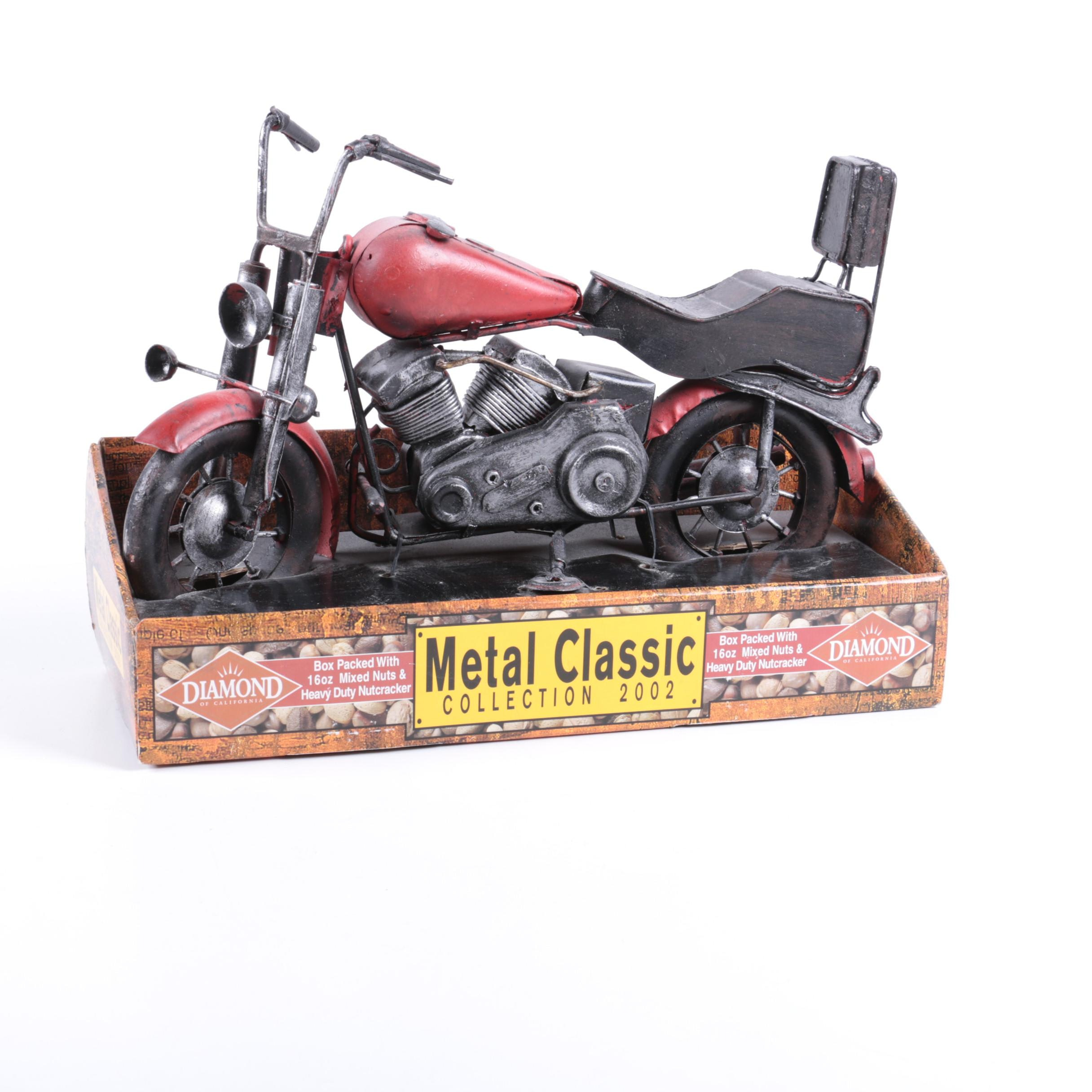 Metal Classic Collection 2002 Motorcycle