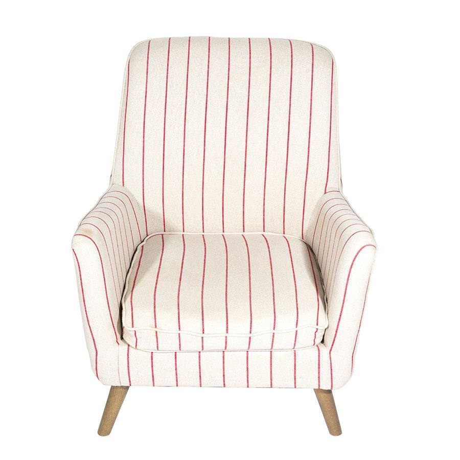Mid Century Modern Style Club Chair