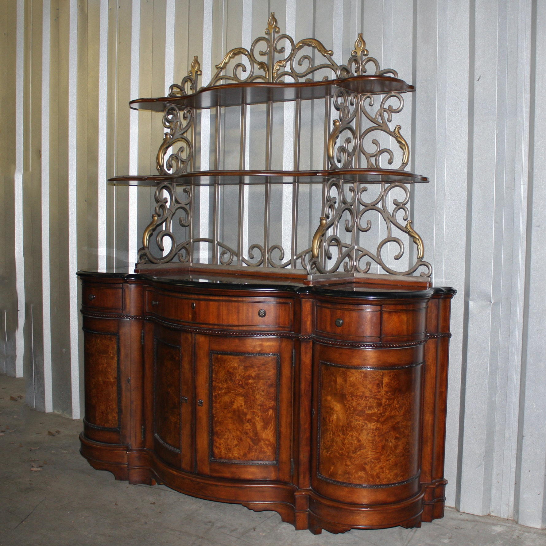 """Louis XIV Style Sideboard from Biltmore Estate's """"Chateau Collection"""""""