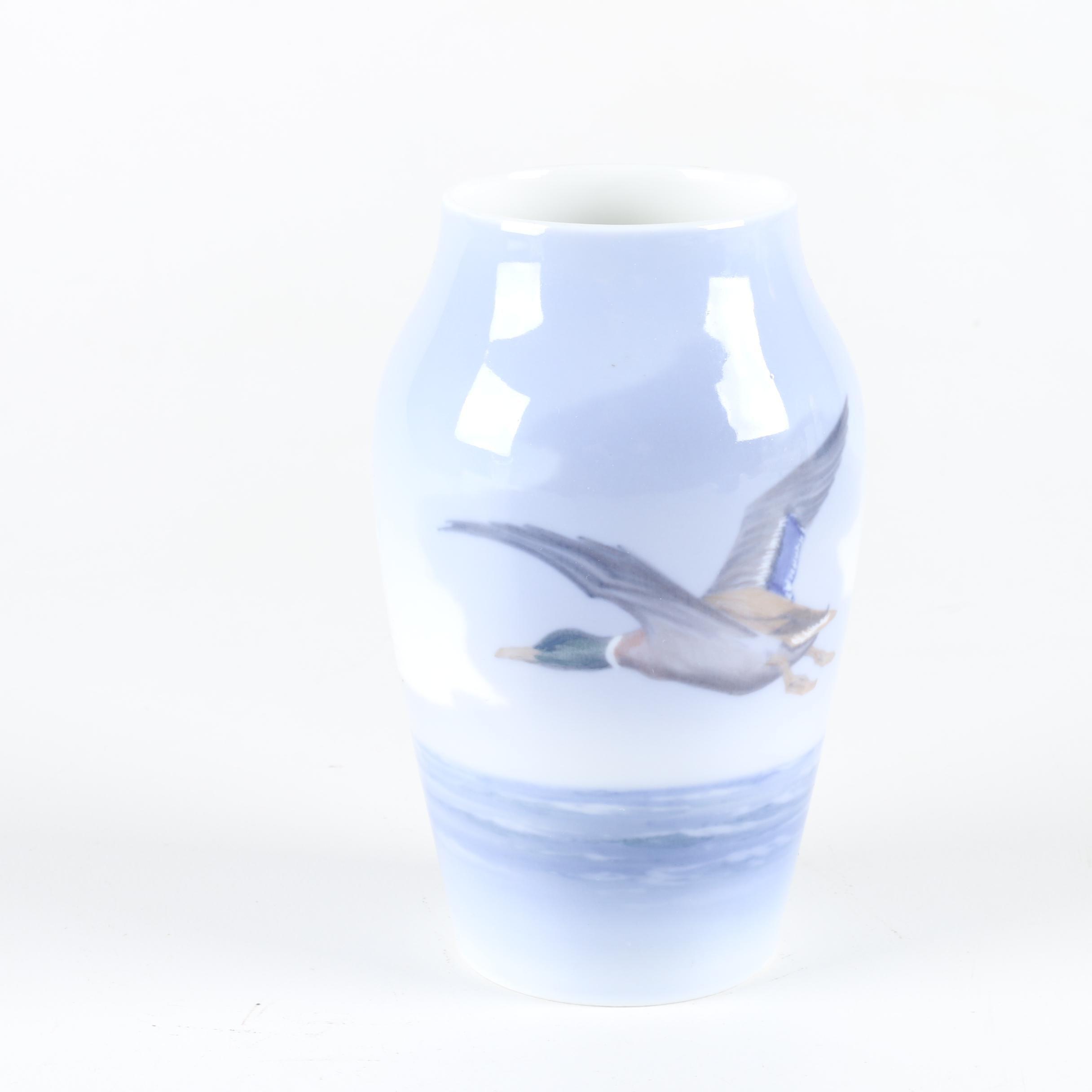 1956 Royal Copenhagen Porcelain Vase