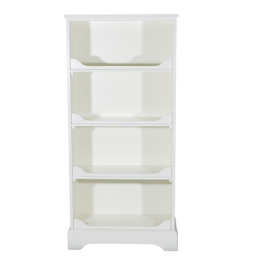 Pottery Barn Kids Madison Tall White Bookcase