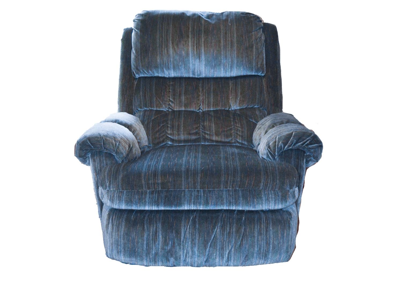Cushioned Reclining Chair