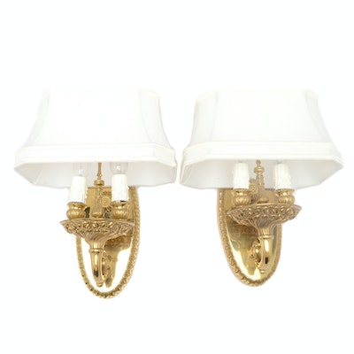 Vintage outdoor lighting used exterior lighting fixtures in fine brass candlestick wall sconce lights aloadofball Choice Image