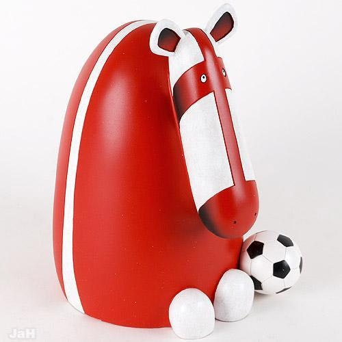 """Peter Smith Limited Edition """"Biggest Fan"""" Sculpture"""