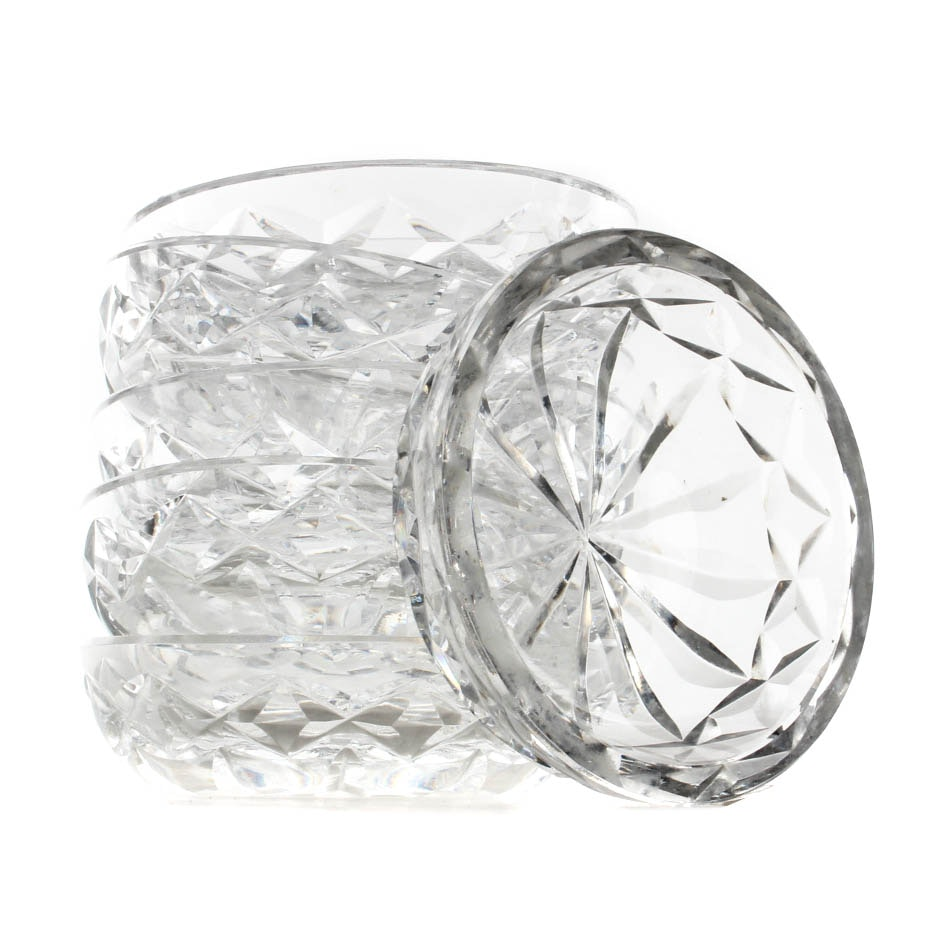Waterford Crystal Nut Dishes